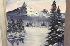 Alaska-Snowfall
