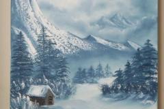 Alpine-Winter