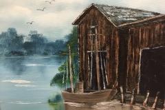 Dock-Scene