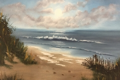 Footprints-on-the-Beach